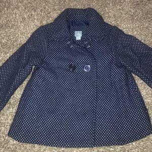 Polka dot Babygirl Coat